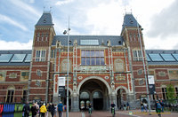 The Rijksmuseum at Museumstraat1