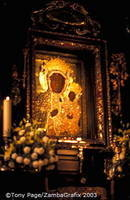 Our Lady of Czestochowa or the Black Madonna