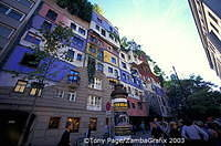 Hundertwasser district