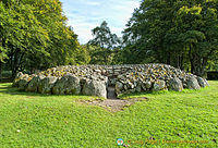 Balnuaran of Clava - Burial Cairns