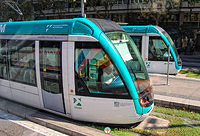 Trambaix and Trambesòs are the two tram lines