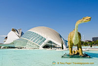 Valencia - City of Arts & Sciences