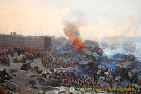 Panorama Museum: Paintings of the Siege of Sevastopol