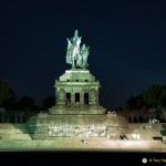Statue of Emperor Wilhelm I at Deutsches Eck