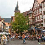 Wertheim historic centre