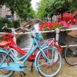 Delft Canal View