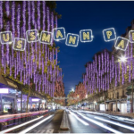Paris Christmas Illuminations