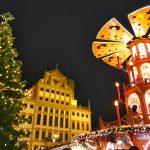 Augsburg Christkindlmarkt (Christmas Market)