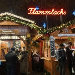 German Christmas Market Food